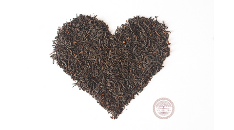 Black Tea is High in Catechins