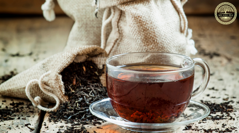 Black Tea is Very Flavourful