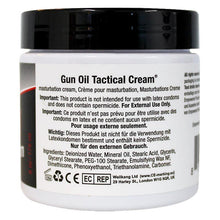 Load image into Gallery viewer, Empowered Products Gun Oil Tactical Cream 6 oz Jar - A Little More Interesting