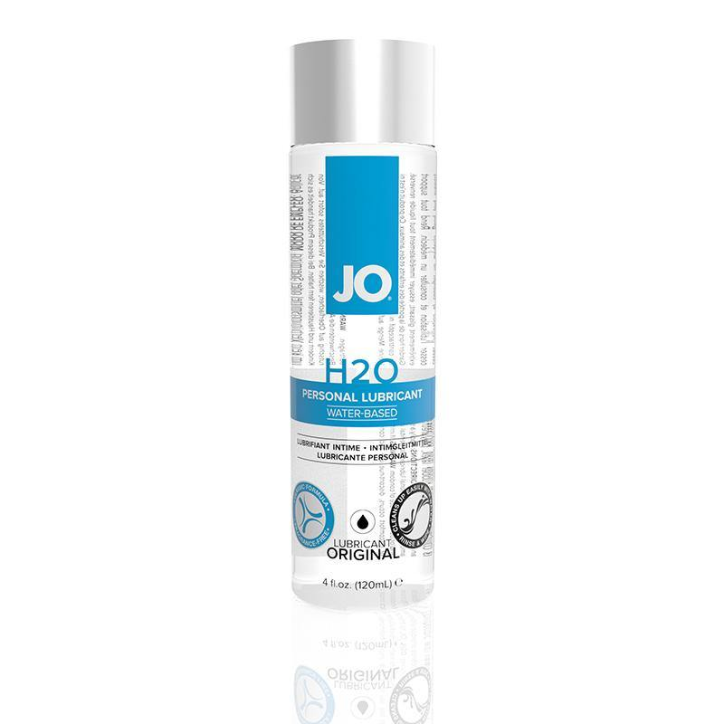 JO Personal Lubricant H2O - A Little More Interesting