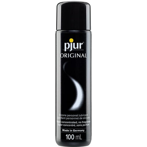 Pjur 100 ml Original Silicone-Based - A Little More Interesting