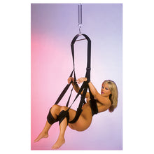 Load image into Gallery viewer, Pipedream Products Fetish Fantasy Swing – Black - A Little More Interesting