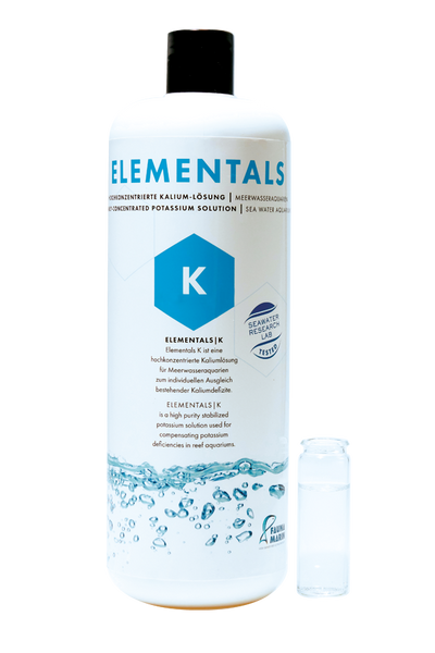 Fauna Marin Elementals K – Concentrated Potassium Mix 1L