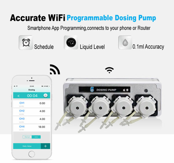 Coral Box WiFi dosing pump (Pump only)