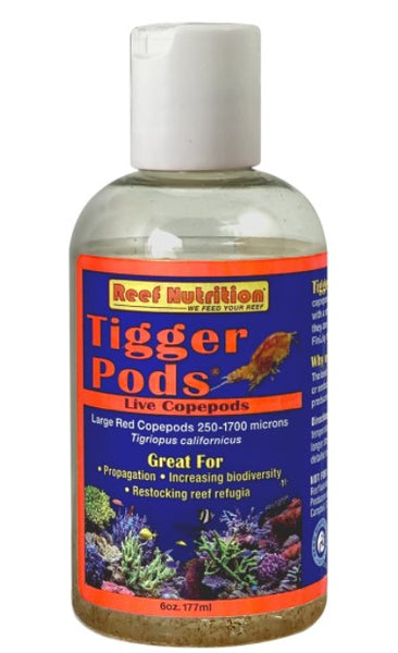 Reef Nutrition Tigger-Pods® food