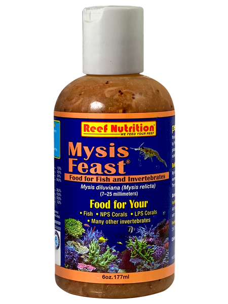 REEF NUTRITION MYSIS FEAST 6OZ