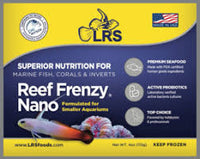 Larry's Reef Services Reef Frenzy Nano food