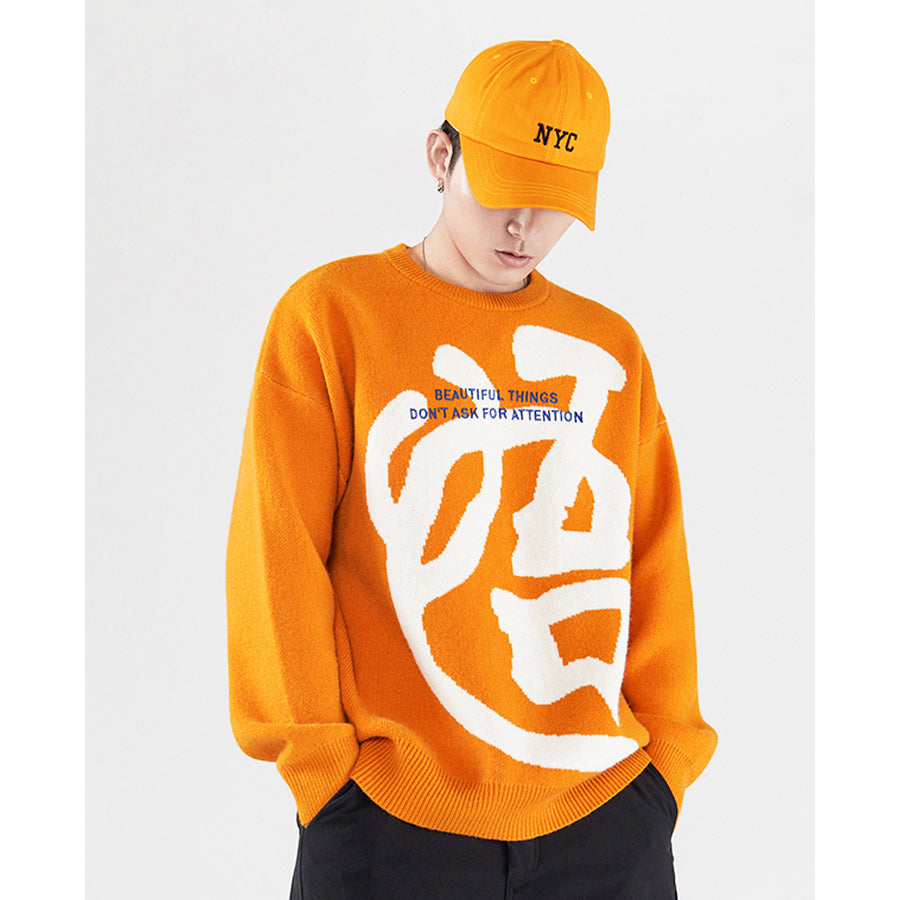 GOKU Sweater - 5 ELEMENTS