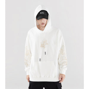 The Legendary Kirins Embroidery Hoodie - 5 ELEMENTS