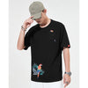 Scarlet Macaw T-shirt - 5 ELEMENTS