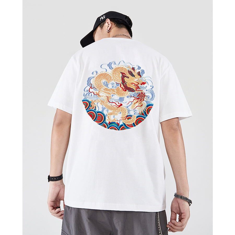 Soaring Dragon T-shirt - 5 ELEMENTS