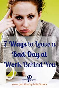 7 Ways to Leave Work Stress Behind