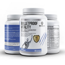 Load image into Gallery viewer, Bulletproof Vitality for Him - Men's Multivitamin FREE SHIPPING