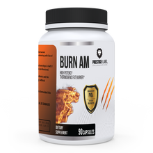 Load image into Gallery viewer, Burn AM - HIGH POTENCY THERMOGENIC FAT BURNER SUPPLEMENT - FREE SHIPPING