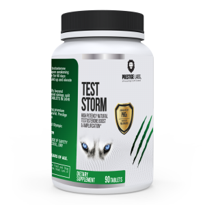 Test Storm Testosterone Booster and Amplifier HIGH VOLTAGE!! FREE SHIPPING
