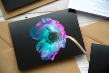 Load image into Gallery viewer, Greeting Card Multipack with Anemone Flower Print