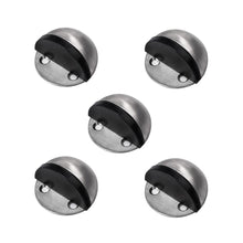 Load image into Gallery viewer, 5 Pack Oval Door Stopper With Screws-INC-HW18-042