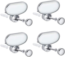 Load image into Gallery viewer, 4pcs Oval Mirror Clamp-INC-HW02-016