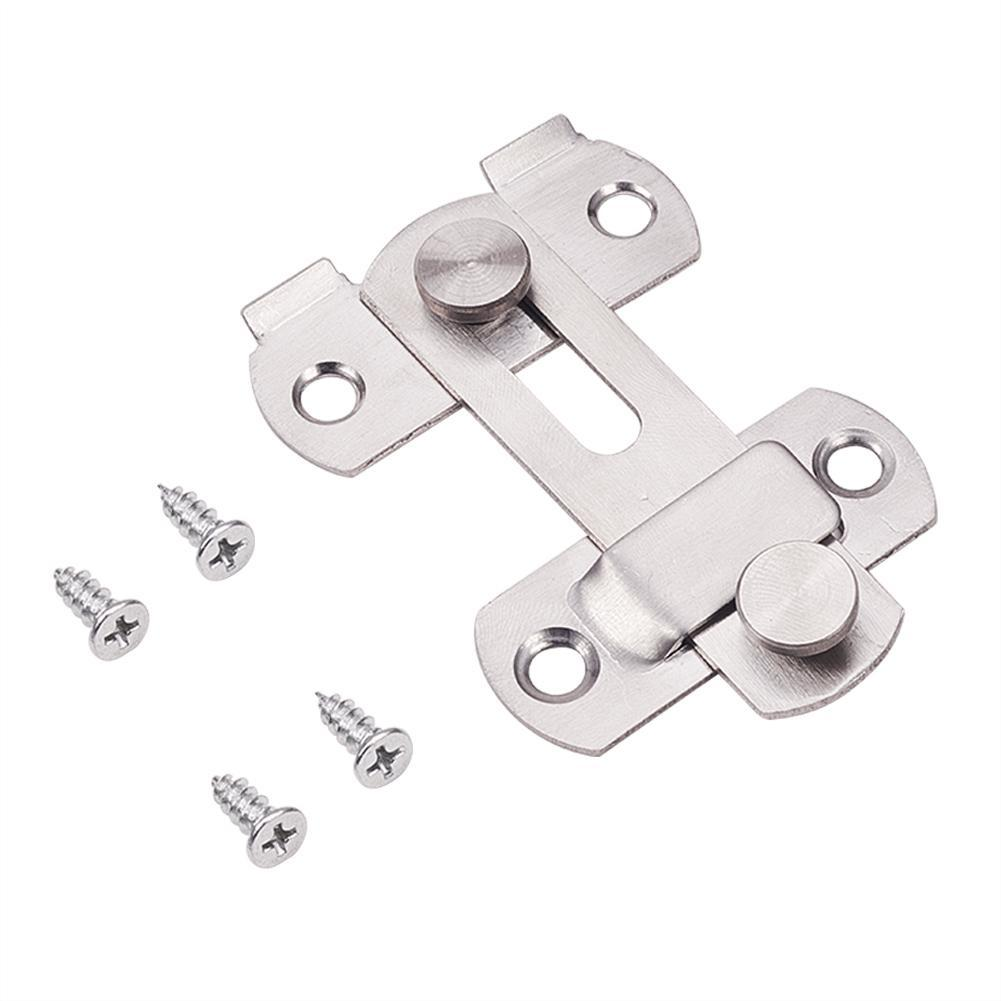 4 Packs Stainless Steel Safety Door Latches-INC-HW10-027