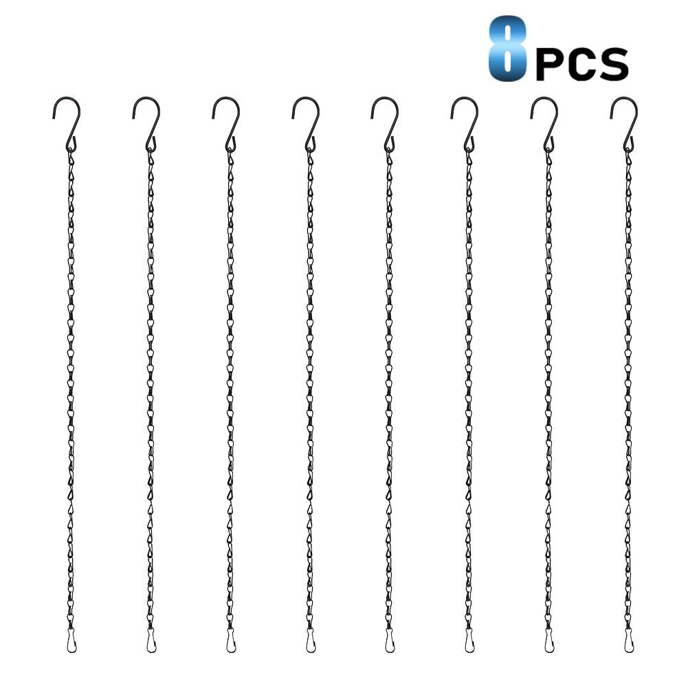 8pcs 23.4-INCh Stainless Steel Hanging Chains-INC-YF05-150