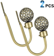 Load image into Gallery viewer, 2 Pcs Curtain Hook(Antique Bronze)-INC-HW05-028