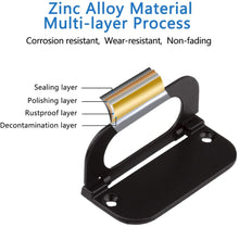 Load image into Gallery viewer, 4 Pcs Invisible Z-INC Alloy Pull-INC-HW18-086