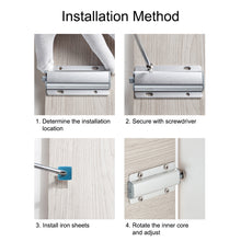 Load image into Gallery viewer, 4 Pcs Magnetic Push Latch for Drawer Cabinet Cupboard Door-INC-YF06-131