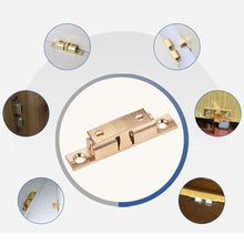 Load image into Gallery viewer, 5 Sets Solid Brass Cabinet Door Closet Ball Tension Catch Latch-INC-HW13-182