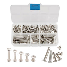 Load image into Gallery viewer, 8/15/20/25/30mm Screws kits-INC-HW01-015