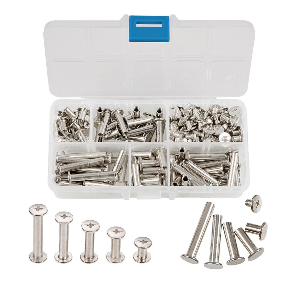 8/15/20/25/30mm Screws kits-INC-HW01-015