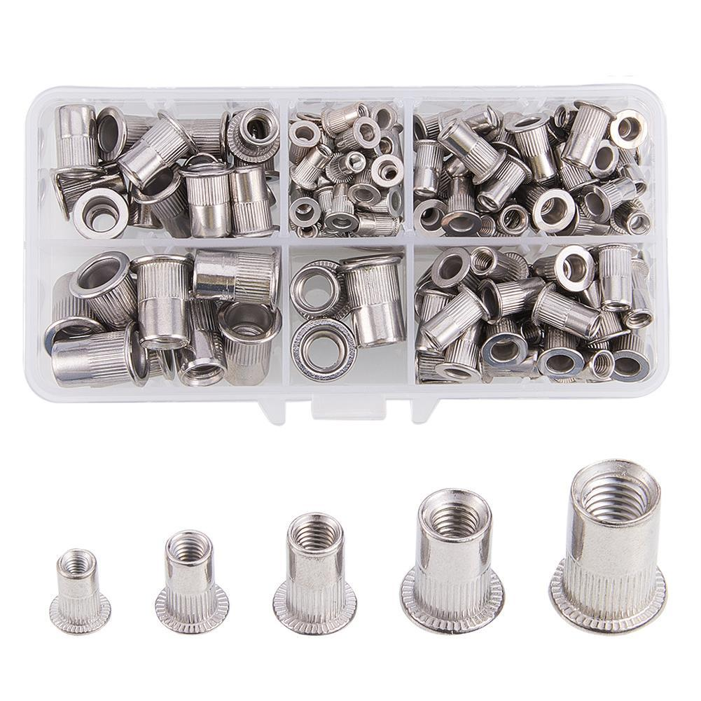 M3-8 Flat Head Nut Kits-INC-HW01-081