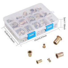 Load image into Gallery viewer, M3-10 Flat Head Nut Kits-INC-HW01-082