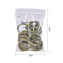 Load image into Gallery viewer, 16 Pcs Curtain Rings(Bronze)-INC-HW05-055