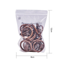 Load image into Gallery viewer, 16 Pcs Curtain Rings£¨Red Bronze)-INC-HW05-058