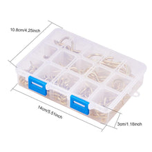 Load image into Gallery viewer, 140pcs Ceiling Hooks 7 Assorted Sizes-INC-HW05-091