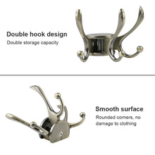 Load image into Gallery viewer, 1 Set Zinc Alloy Retro Swivel Hook Bronze-INC-HW05-104