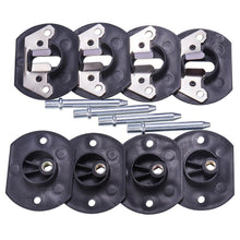 Load image into Gallery viewer, 4 Sets Sofa Couch Sectional Connector with Screws-INC-HW06-022