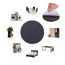 Load image into Gallery viewer, 24pcs Black Self-Stick Furniture Pads-INC-HW07-023
