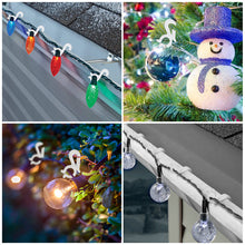 Load image into Gallery viewer, 200 Pieces Gutter Hooks/Light Clips for Christmas Party-INC-YF05-208