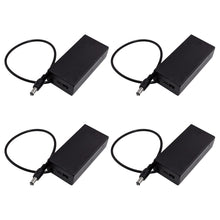 Load image into Gallery viewer, 4Pcs 2 Slots AA Battery Holder Case-INC-YF16-037-US8