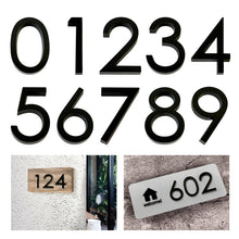 Load image into Gallery viewer, 10pcs 6cm Self Adhesive Door Numbers Stickers-INC-YF19-102-US8