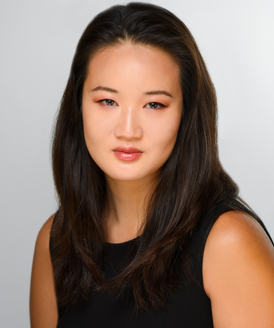 Connie Shih, Founder of Heralogie, Inc., a sustainable period underwear line.