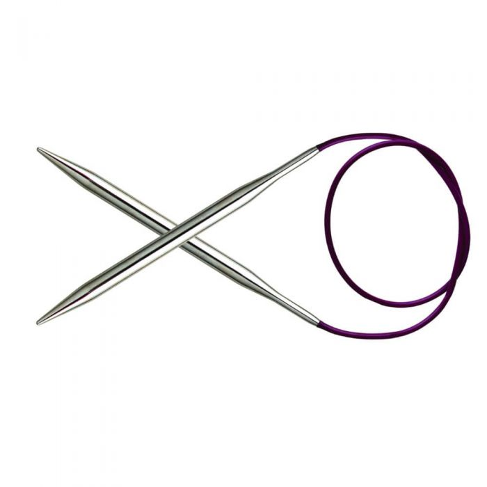 KnitPro Nova Metal Fixed Circular Needles