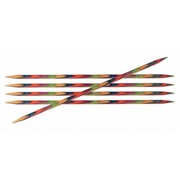 Knitpro Symfonie Double Pointed Needles - 20cm