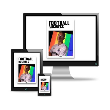 FOOTBALL BUSINESS Magazine 19 (Digital Version)