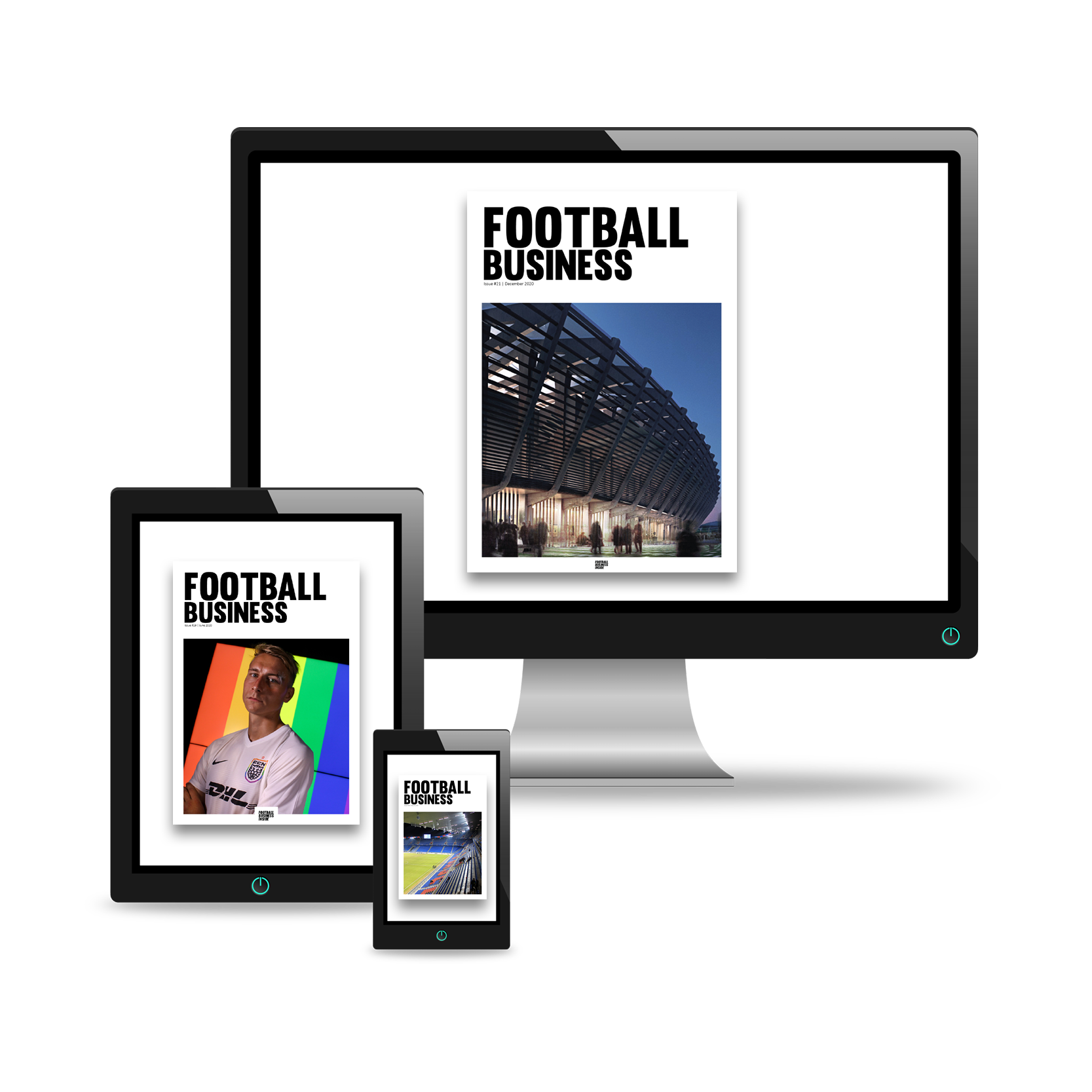 FOOTBALL BUSINESS Magazine | All 2020 Issues