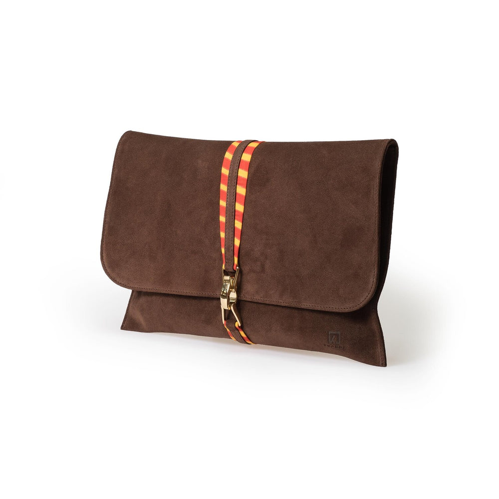 Load image into Gallery viewer, KHONDE Signature Clutch