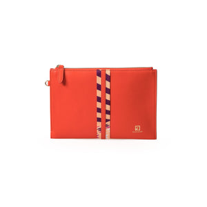 Load image into Gallery viewer, ZANGA Zipped Wristlet