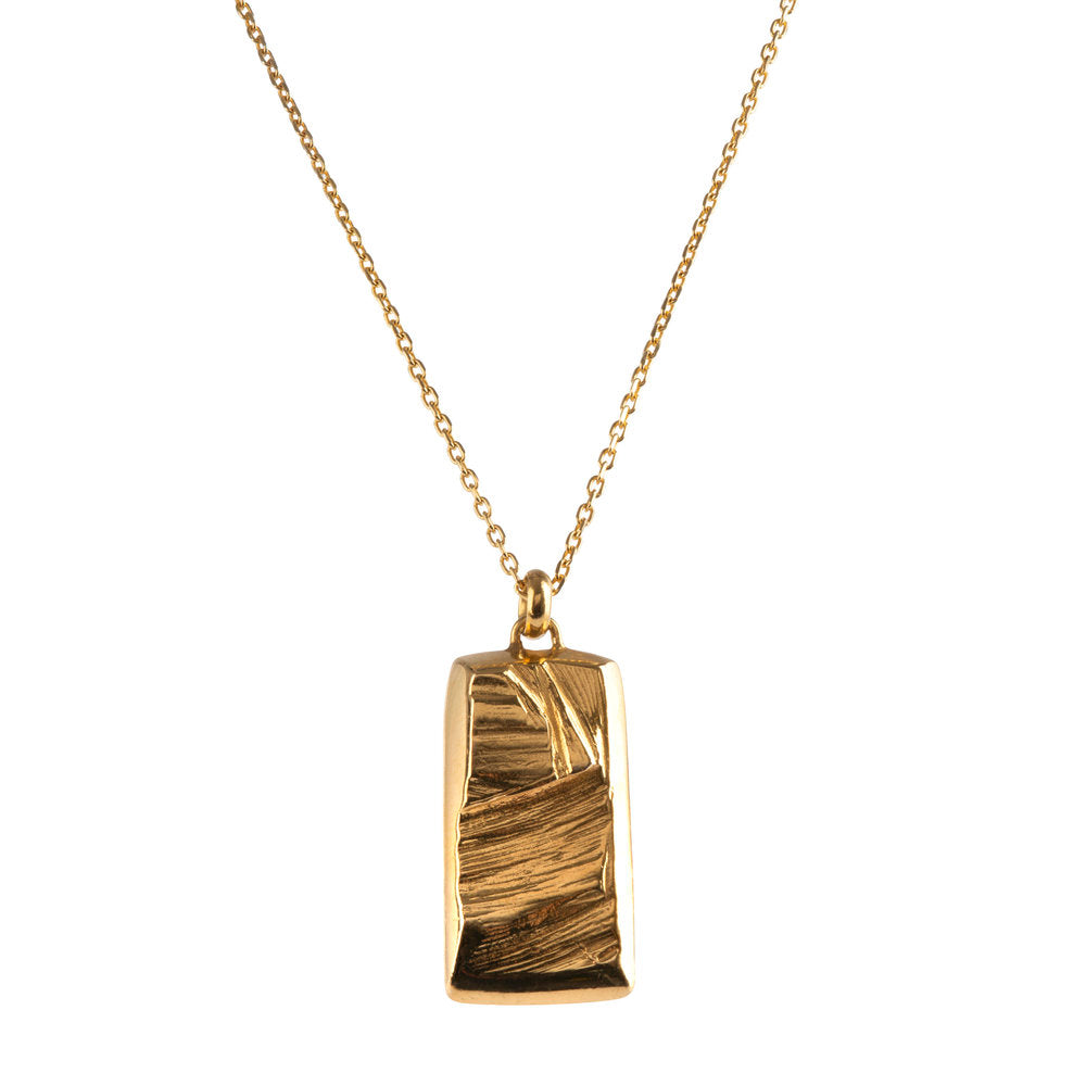Nepenthe Gold Plated Sterling Silver Necklace
