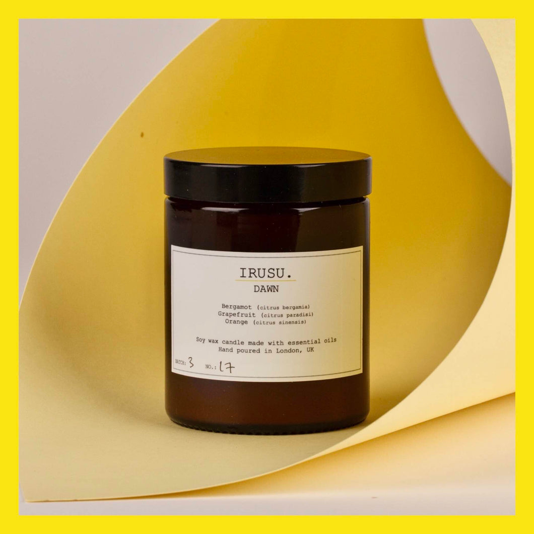 DAWN - Bergamot, Grapefruit and Orange